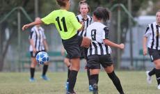 Femminile Juventus-La Serra: la fotogallery della partita