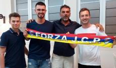 Junior Pontestura Luca Dondi Fabio Favarin