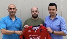 Corrado Santini, Matteo Giacosa e Gioele Turco