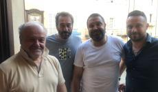 I fondatori della Saviglianese Fbc 1919.
