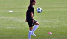 Kristin Carrer, nuova avventura alla Sampdoria