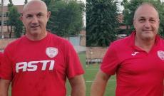 Gianni Frenna alla guida dell'under 19 Nazionale