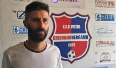 Stefano Selvatico Virtus Ciserano Bergamo Serie D