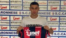 Matteo Vincenzi Caronnese Serie D