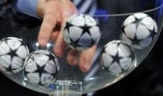 Sorteggi palline Champions