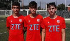 Diaferio, Barbieri, Cocilovo Alcione Under 16