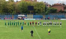 Calcio d'inizio Folgore Caratese-Brianza Olginatese
