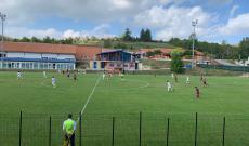 Monregale-Garino U17 fase di gioco