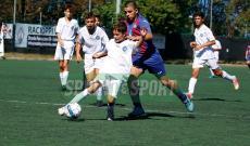 Barcanova-Collegno: la fotogallery della partita d'esordio nel Girone C