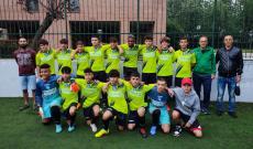Moderna Mirafiori-Spazio Talent Soccer: