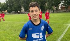 Russo Andrea, Verano Carate, under 14