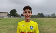 Tommaso Tassisto, Fortitudo Occimiano Under 16