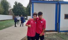 Lucento, Alessio Esposito e Francesco Francioso