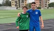 VERTOVESE UNDER 15 - FEDERICO CAROBBIO E FILIPPO MAFFEIS
