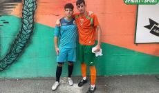 Federico Ravo e Luca Nepote