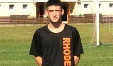 Marco Martellozzo, Under 17 Rhodense
