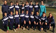 Real Soccer Team Under 15 Aosta