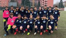 Viscontini-Pro Novate under 15: Pari e spettacolo con le doppiette di Montrasi e Perazzoli