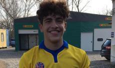 Alessandro Pellegrino, Enotria Under 15