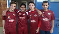 Alessio-Gecchele;-Rocco-Gallace;-Francesco-Fiumefreddo;-Ivan-Borgogno-(candiolo)