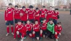 Cernusco Under 14 contro Vibe Ronchese