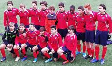 Urago Mella under 14