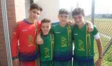 Manuel testa, Alessandro Aloisi, Leonardo Adamo, Gabriele Trogu (beiborg)