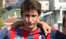 Dylan Cossi La Spezia Under 16