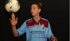 Alice Scicli del Torino Women sarà protagonista degli eSports (foto calciofemminile.lnd.it)