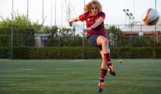 Francesca Venia, Roma CF