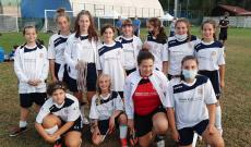Le Girls Ovada Under 15 di Lidia Fossati