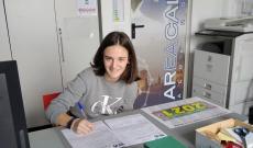 Simona Cavallo (foto Fb Femminile Area Calcio)
