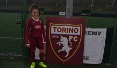 Nicole Grieco, Torino Under 15 Femminile
