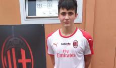 Alessandro Cravino Lombardia Uno Under 15
