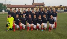 La prima squadra della Pro Vercelli Femminile