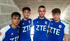 Vis Nova Alcione Under16 - Marcatori