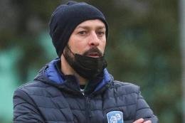 FeralpiSalò, Alessio Baresi lascia i gardesani: «Faccio un ringraziamento speciale ai miei ragazzi»