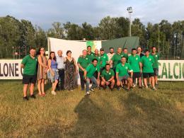 Santenese, Giorgio Cascella annuncia l'affiliazione con l'Alessandria: «E' tutto pronto, mancano solo le firme»