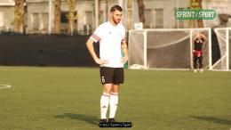 Atletico Torino, completato il reparto di difesa con la conferma di Andrea Porcelli