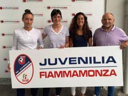 Nuovi rinforzi per la Fiammamonza: ufficiali altri 4 innesti dalla Speranza Agrate nell'attesa della Serie C