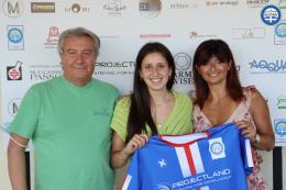Arriva il primo rinforzo per il Pavia Academy: ufficiale l'ingaggio di Ilaria D'Ugo