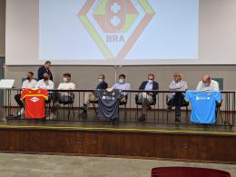Il Bra ha presentato la prima squadra e il nuovo allenatore per inaugurare la stagione 2021/2022