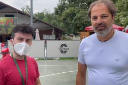 Bulè Bellinzago, tre domande al presidente gialloblù Luigi Blasi