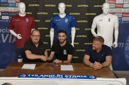 Pavia, il primo colpo è da urlo: Andrea Zingari ha firmato