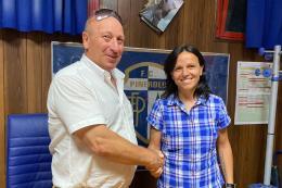 Sarà Tatiana Zorri a guidare la prima squadra del Pinerolo nella Serie C 2021/22