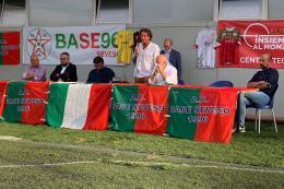 Si alza il sipario sulla nuova Base 96 guidata dal neo tecnico Fabio Corti