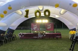 Caloziocorte, parte la corsa nell'anno del centenario