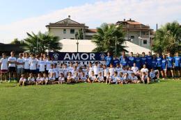 Amor Sportiva e Robur Saronno pronte a collaborare per le giovanili