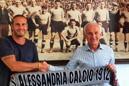 Alessandria, Matteo Abbate è il nuovo allenatore della Primavera 2 dei Grigi