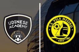 Vela Mesero: la società giallonera entra nell'orbita Udinese Academy